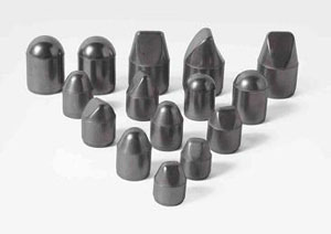 tungsten carbide drill bits. 硬质合金钻齿牌号及性能 carbide drill button bit grade and application tungsten bits r